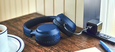 Изображение Беспроводные наушники WH-XB700 с поддержкой Bluetooth