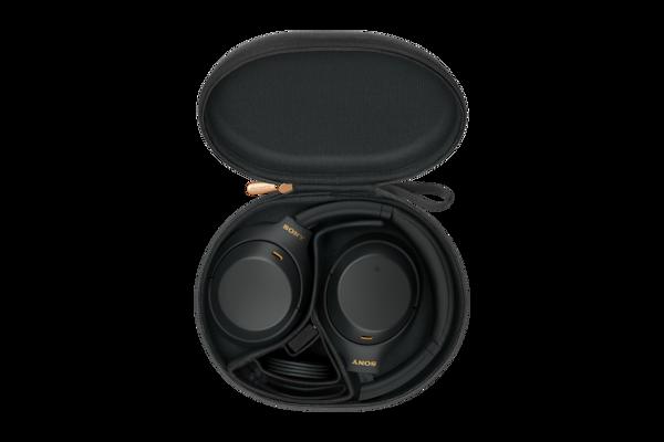 Наушники WH-1000XM4 с кабелем в чехле