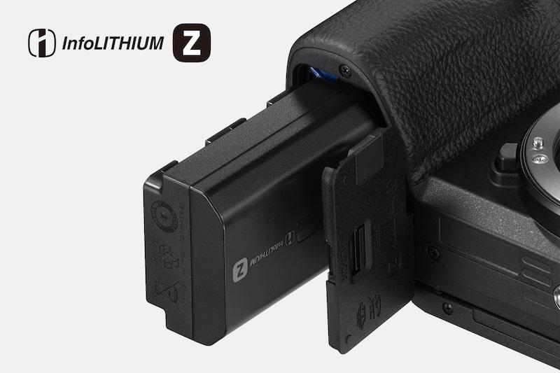 Высокоемкостная батарея Z для длительной съемки
