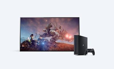 PlayStation® в HDR качестве