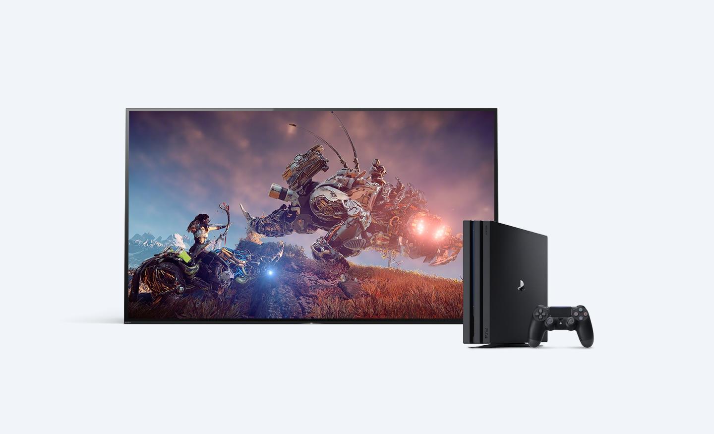 Наслаждайтесь играми с PlayStation® в HDR качестве