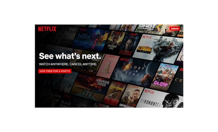 Netflix XG8577 / XG8596 Series