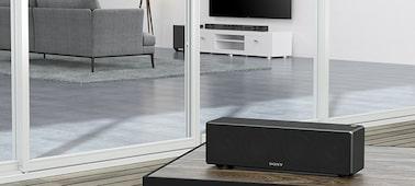 Изображение 7.1.2-канальный саундбар Dolby Atmos с Wi-Fi/Bluetooth®
