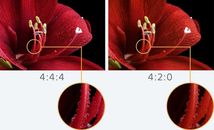 Поразительное качество изображения 4K