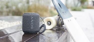 Изображение Портативная беспроводная акустическая система с BLUETOOTH®