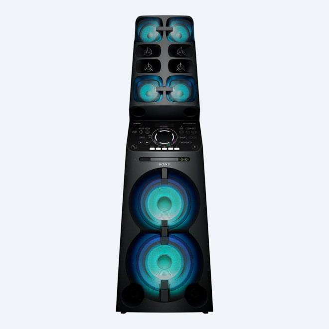 Музыкальные центры   Акустические системы   Аудиосистемы   Sony RU 91078eab13a