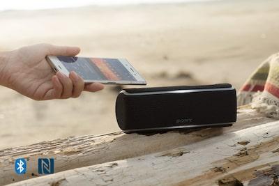 BLUETOOTH® и NFC™