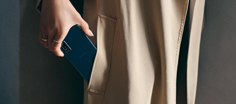 Компактный и мощный смартфон Xperia 5 II