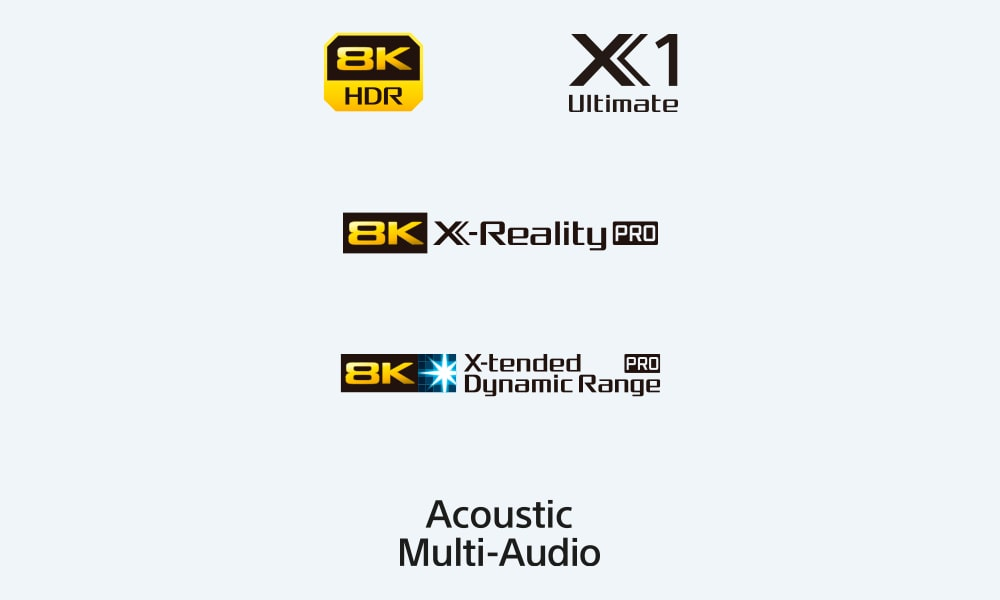 Sony ZG9 Series
