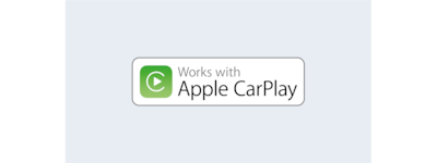 Логотип Apple CarPlay