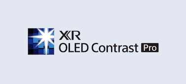 Логотип XR OLED Contrast PRO
