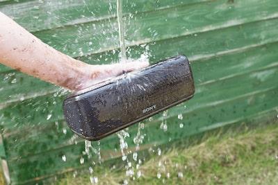 Устройство водостойкое, и его можно мыть