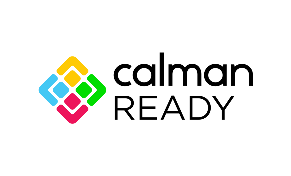 Логотип поддержки CalMAN