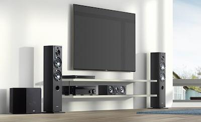STR-DH790 Наслаждайтесь звучанием с Dolby Atmos® и DTS:X™