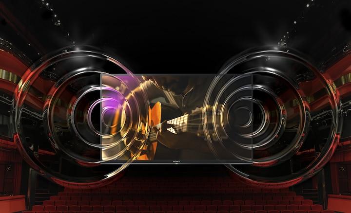 Звук ClearAudio+