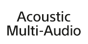 Acoustic Multi-Audio logo