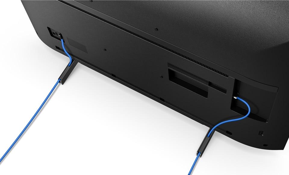 Кабели аккуратно убраны Sony XG7005 / XG7096 Series