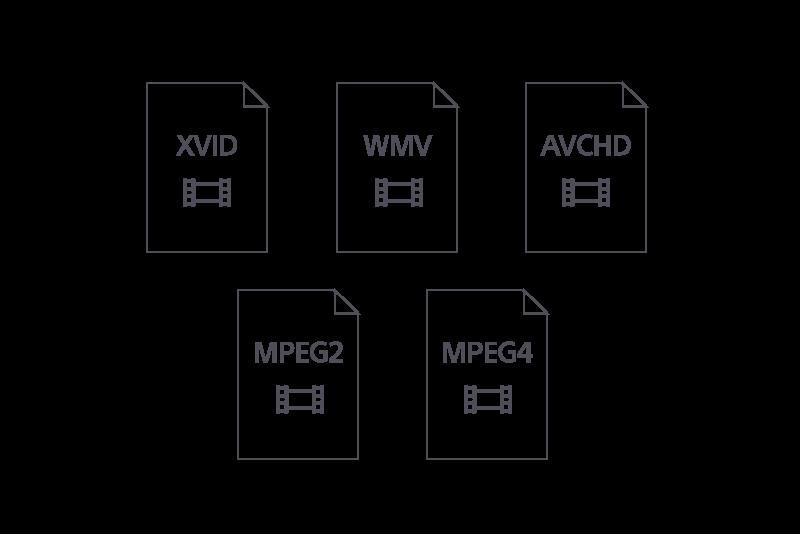 Воспроизводите фильмы с USB-носителей или транслируйте их по домашней сети.