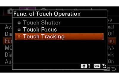 Отслеживание в реальном времени с Touch Tracking