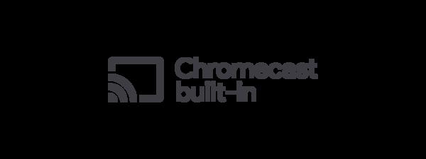 Логотип Chromecast