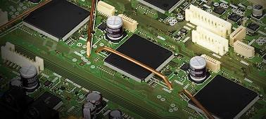 Три мощных процессора цифровой обработки сигнала