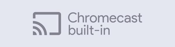 С поддержкой Chromecast