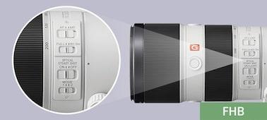 Изображение FE 70–200мм F2.8 GM OSS