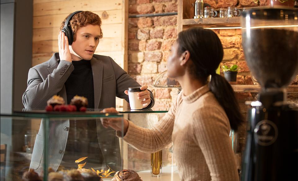 Функция «Быстрое внимание» в кафе