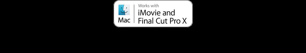 Sony Alpha ILCE-9M2 iMovie и Final Cut Pro X