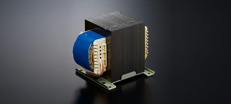Чистое звучание благодаря мощному силовому трансформатору