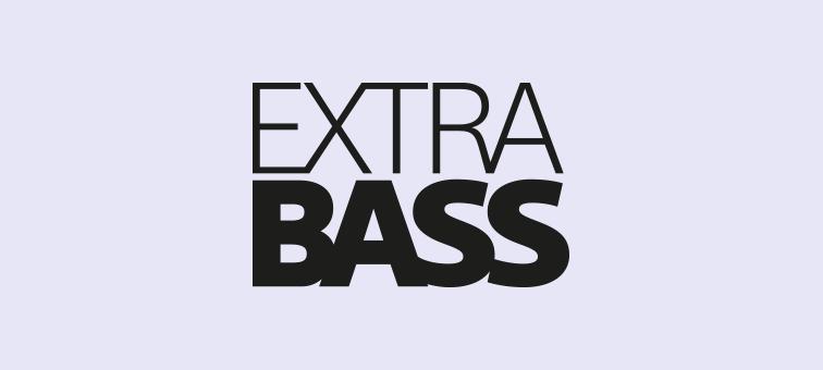 Легкие наушники с EXTRA BASS™ и глубоким, мощным звучанием