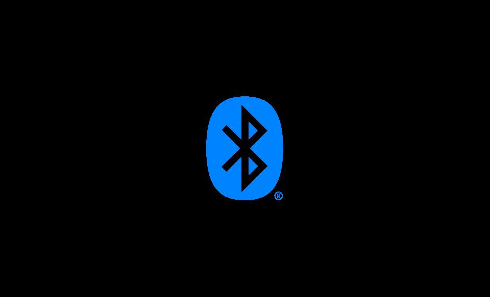 Значок логотипа Bluetooth.