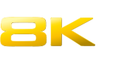 Логотип 8K