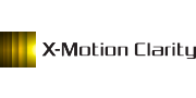 X-Motion Clarity™ logo