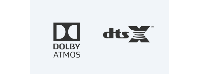 Dolby Atmos / DTS:X