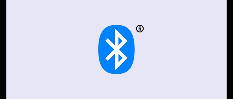 Логотип Bluetooth®