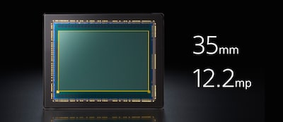 35-мм полнокадровая матрица Exmor® CMOS