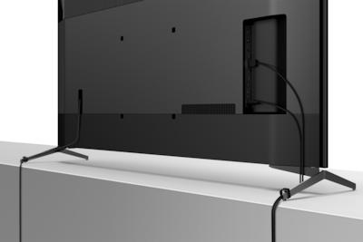 Разводка кабелей, детальный вид