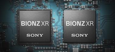 Изображение процессора изображений BIONZ XR