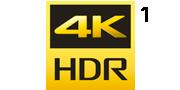 4K HDR (HLG)