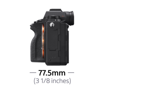 Изображение Полнокадровая камера α9 II с профессиональными возможностями