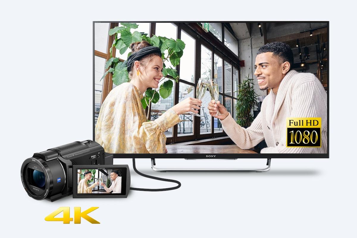 Воспроизведение в формате Full HD с суперсглаживанием