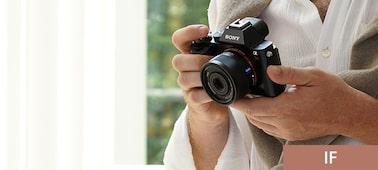 Изображение Sonnar T* FE 35 мм F2.8 ZA