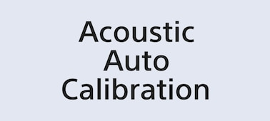 Логотип Acoustic Auto Calibration