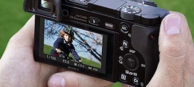 Изображение Камера α6000 с байонетом E и матрицей APS-C