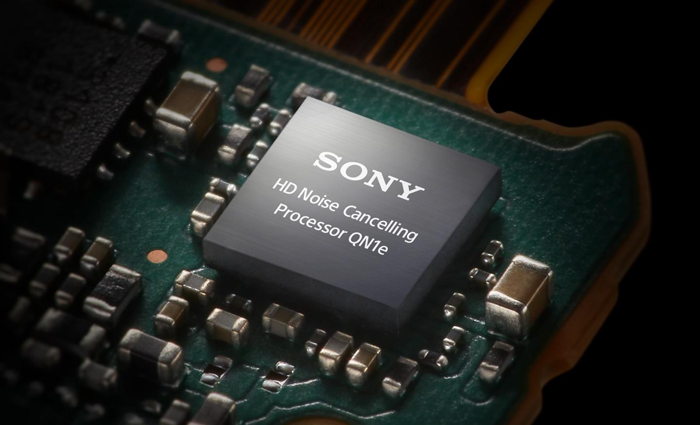 Шумоподавляющий HD-процессор QN1e Sony WF-1000XM3
