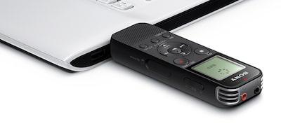 Sony ICD-PX470 Прямое подключение USB для быстрой передачи файлов