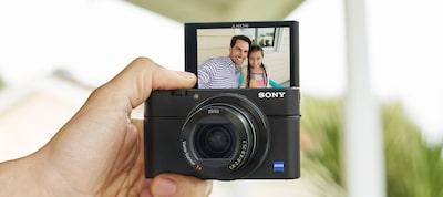 Пользовательские настройки Sony DSC-RX100M4