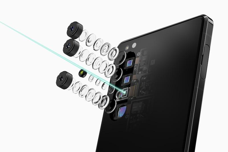3D-датчик iToF