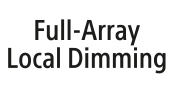 Full-Array Local Dimming logo